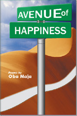 Oba Maja's poetry book